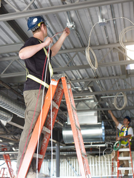 Action Electrical cabling Edmonton