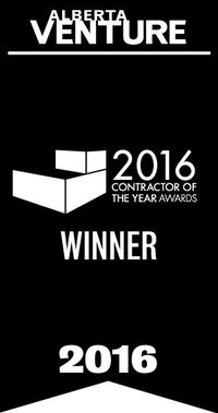 Contractor of the Year Award 2016